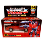 旧タカラ 戦え!超ロボット生命体 トランスフォーマー 04 サイバトロン 戦士 ランボル / G1