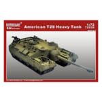 EMEWE 1/72 T-28 重戦車 レジンキット