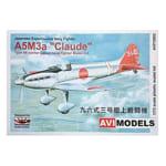 AVI MODELS 1/72 九六式三号艦上戦闘機