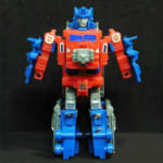 カバヤ 戦え!超ロボット生命体トランスフォーマー ガム スーパージンライ