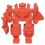 カバヤ 戦え!超ロボット生命体トランスフォーマー キャラメル 合体 チェンジロボ 消しゴム キングポセイドン