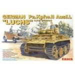 tasca 1/35 ドイツ II号戦車 L型 ルクス 後期型