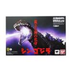 268717魂ウェブ商店限定 S.H.MonsterArts ゴジラ(2016) 第4形態覚醒ver. シン・ゴジラ