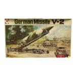 永大グリップ 1/76 ドイツ軍 秘密兵器 V-2号 ミサイル