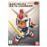 SD EX-STANDARD BABY MILO&RX-78-2 ガンダム