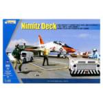 キネティック 1/48 アメリカ海軍空母甲板 ニミッツデッキ