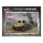 サンダーモデル 1/35 ドイツ軍 ベルゲヘッツァー 戦車回収車前期型 限定版