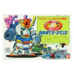 BB戦士 No.2 Z-01 ゼータマン2