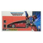 Trinity Force TF-02 RED KNIGHT 赤騎士 / TFC Toys
