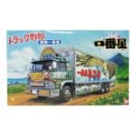 アオシマ 1/32 トラック野郎シリーズ No.7 一番星 度胸一番星