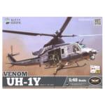 キティホークモデル 1/48 UH-1Y ヴェノム