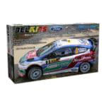 ベルキット 1/24 フォード フィエスタ RS WRC 2011
