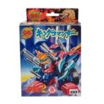 タカラ プラクション 魔神英雄伝ワタル2 キングコマンダー