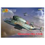 RS Models 1/72 ヘンシェル Hs-132A