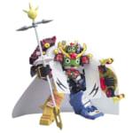 バンダイ ケロロ軍曹 プラモコレクション DX05 機動巨神 計六六大将軍