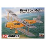 AVI MODELS 1/72 デ・ハビランド D.H.83 フォックス・モス ニュージーランド仕様