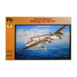 Fly フライ 1/72 Armstrong Whitworth ホイットレー GR Mk VII
