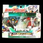 トランスフォーマー ロボットマスターズ RM-20 デルタシーカーVSイクスガンナー ライバルセット