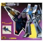 旧タカラ 戦え!超ロボット生命体 トランスフォーマー 24 デストロン 航空兵 サンダークラッカー