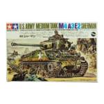 黒丸 小鹿 タミヤ 1/35 アメリカ陸軍 M4 A3E2 シャーマン 中戦車