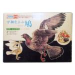 マルサン エデュケーショナルシリーズ 実物大 平和をよぶ鳩 透視 生体模型
