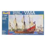 レベル 1/150 スウェーデン帆船 ヴァーサ