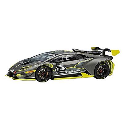 メイクアップ 1/43 ランボルギーニ ウラカン LP620-2 スーパートロフェオ EVO 2018