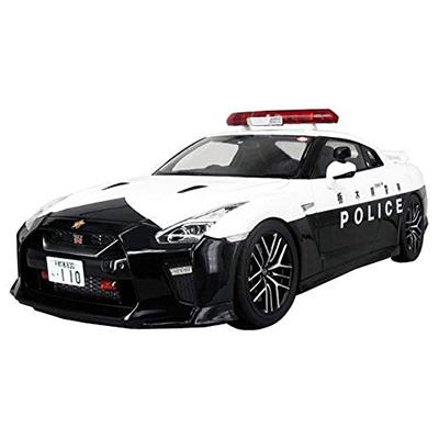 イグニッションモデル 1/18 Nissan GT-R (R35) 2018 栃木県警察高速道路交通警察隊車両