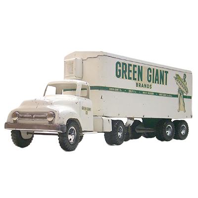 Tonka Green Giant プライベートラベル トラック&トレーラー