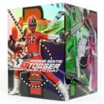 272363烈車戦隊トッキュウジャー DVD 1~12巻 + 収納BOX / 全巻