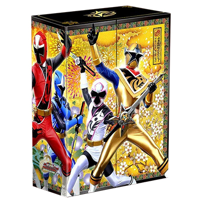 手裏剣戦隊ニンニンジャー Blu-ray COLLECTION1 / 1巻 収納BOX付