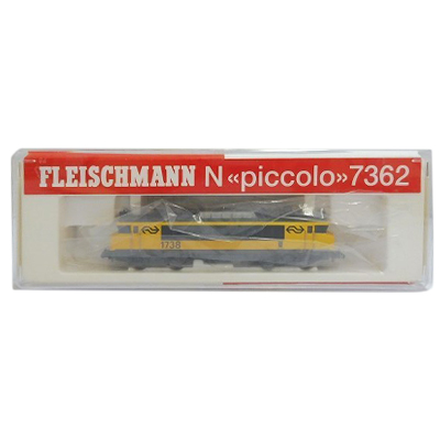 フライシュマン Nゲージ 7362 NS オランダ鉄道 電気機関車