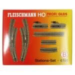 フライシュマン HOゲージ 6190 拡張線路セットB / プロフィーレールステーションセットB