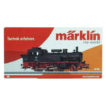 marklin メルクリン HOゲージ 36740 テンダー蒸気機関車 DB BR74