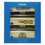 276897marklin メルクリン HOゲージ 日本ビール車シリーズ2 キリン サッポロ サントリー
