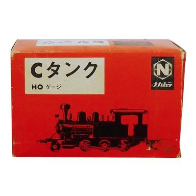 中村精密 HOゲージ Cタンク 蒸気機関車