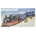 プレイモービル Gゲージ No.4000 蒸気機関車セット