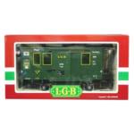 レーマン LGB Gゲージ 3019 郵便貨物車