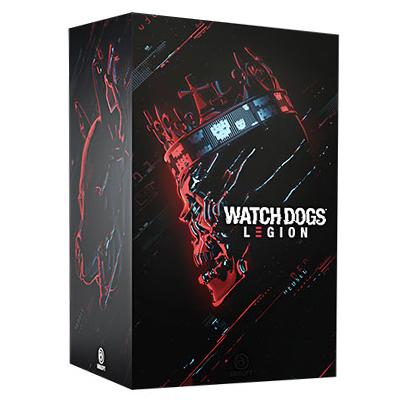PS4 ウォッチドッグス レギオン コレクターズエディション