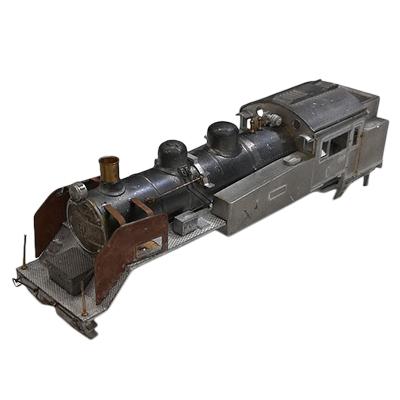 中村精密 HOゲージ C11 蒸気機関車 未塗装 上回り
