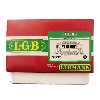 レーマン LGB Gゲージ 2035 トラム 路面電車