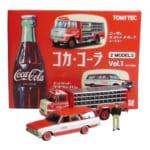 トミカリミテッドヴィンテージ コカ・コーラ 2MODELS Vol.1