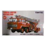 トミカリミテッドヴィンテージ ネオ LV-N24a 日野 TC343型はしご付 消防車(80年式) 田原市消防本部