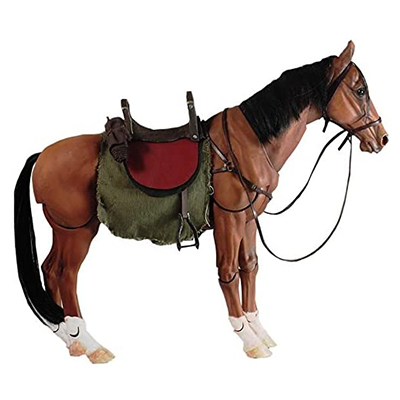 ASMUS TOYS 1/6 The Brown Horse