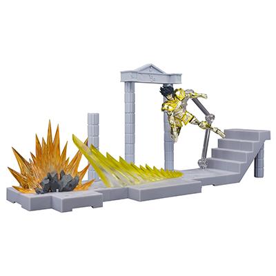 D.D.PANORAMATION 磨羯宮に煌く聖剣 カプリコーンシュラ