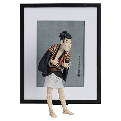 figma テーブル美術館 SP-100 写楽作 三代目大谷鬼次の奴江戸兵衛