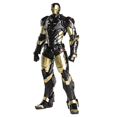 RE:EDIT IRON MAN #06 MARVEL NOW!ver. BLACK X GOLD