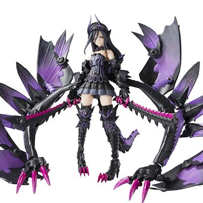 AGP 魂MIX モンスターハンター 地を暗黒に染めし 黒蝕の竜姫
