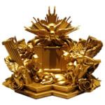 世界名作劇場 フランダースの犬 ヴィネット ゴールド彩色版