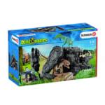 280145Schleich(シュライヒ) No.41461 恐竜たちの洞窟プレイセット